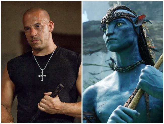 Vin Diesel On The Avatar 2 Sets James Cameron Avengers Endgame Groot
