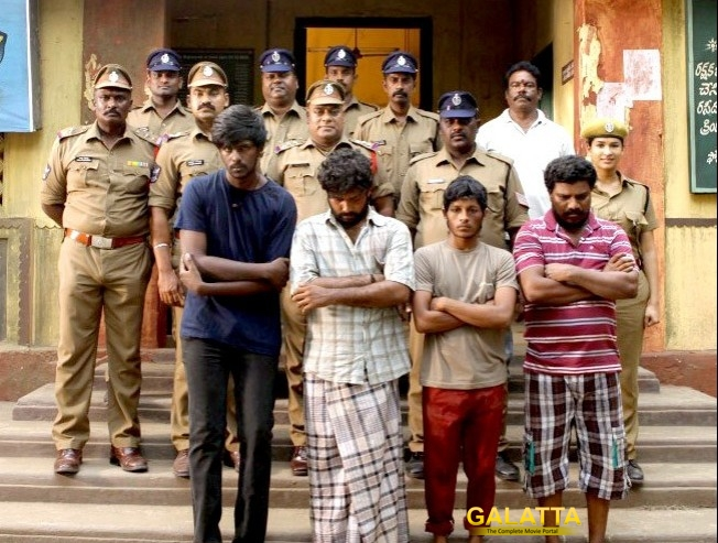 Visaaranai is India's official entry to Oscars