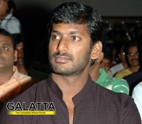 Vishal's script for Shruthi Haasan!