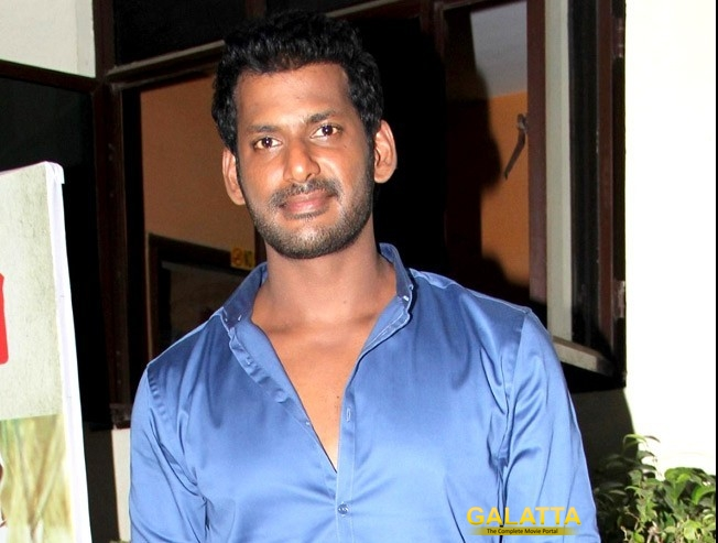 Vishal in trouble for supporting Jallikattu ban