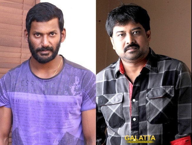 Is Vishal teaming up with Lingusamy again?