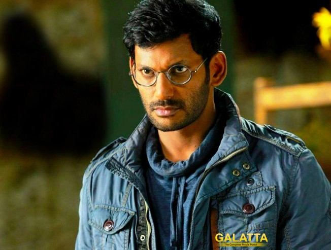 Vishal breaking statement over his marriage rumours