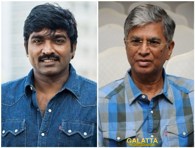 Vijay Sethupathi To Cameo In SA Chandrasekhar Traffic Ramaswamy Biopic