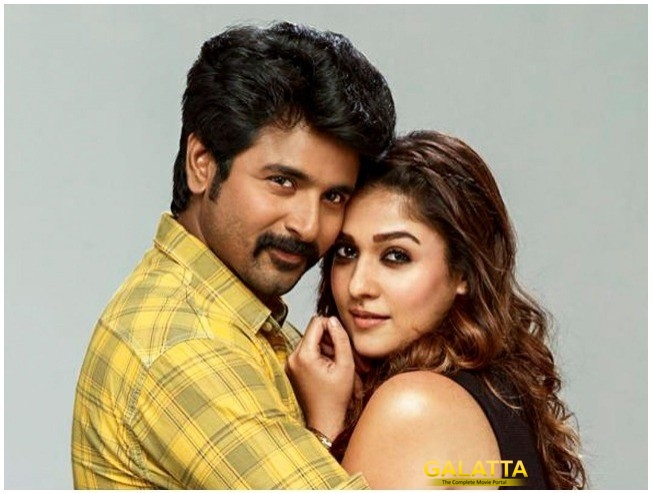 Sivakarthikeyan Nayanthara SK 13 Second Schedule October 13 Jithu Jilladi