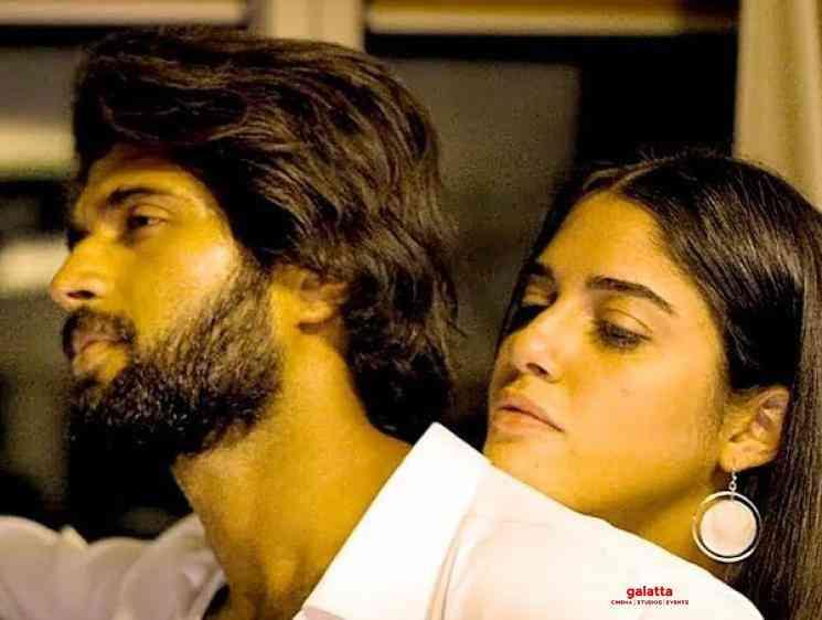 World Famous Lover New Romantic Video Vijay Deverakonda Izabelle - Tamil Movie Cinema News