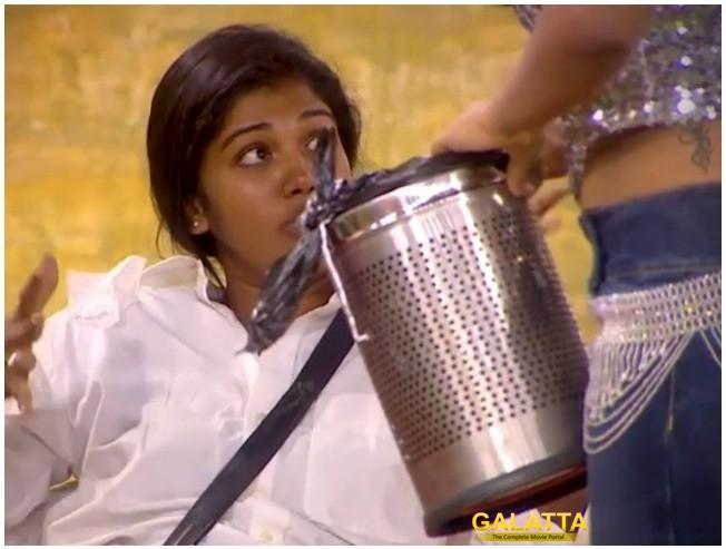 Bigg Boss Tamil Promo 26 September Aishwarya Yashika Vijayalakshmi Janani Dump Garbage On Riythvika