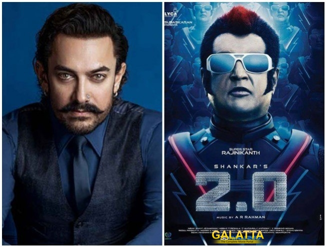 Aamir Khan Opens Up On Thugs Of Hindostan Clashing With Rajinikanth 2 Point 0
