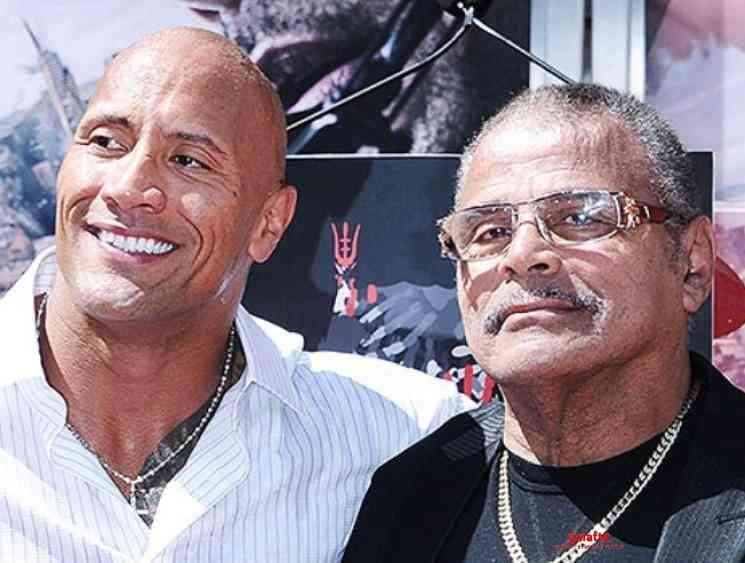 Dwayne 'The Rock' Johnson's father Rocky Johnson passes away - English Movies News