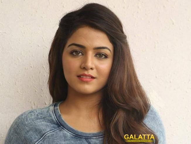 Wamiqa Gabbi joins Ashwin Saravanana's next