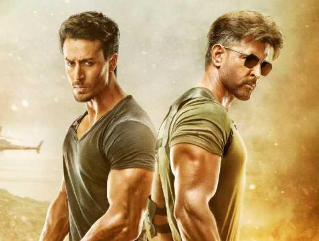 War movie trailer Hrithik Roshan Tiger Shroff Vaani Kapoor - Tamil Movie Cinema News