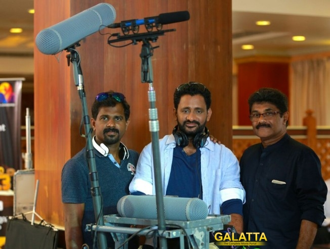 Oscar Winner Resul Pookutty To Act