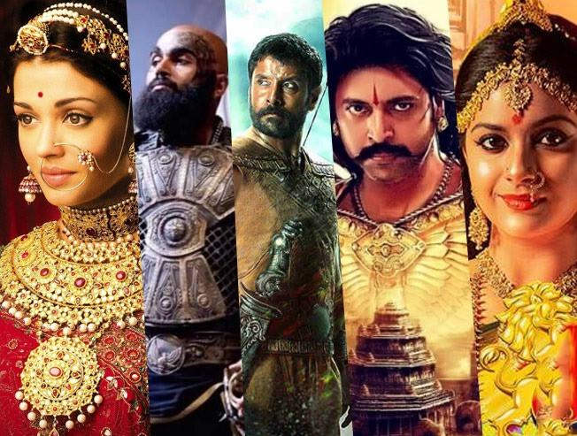 Mani Ratnam directorial Ponniyin Selvan tentative star cast which actor plays what role