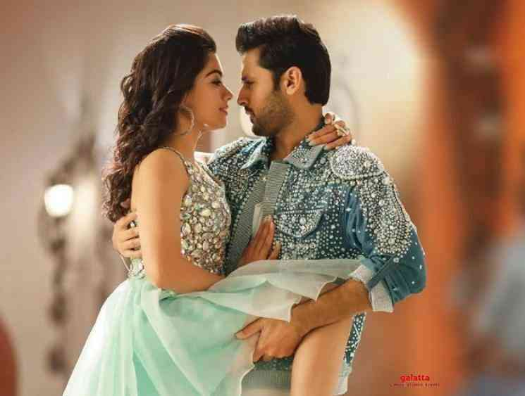 Whattey Beauty video promo - Bheeshma | Rashmika Mandanna | Nithiin - Tamil Cinema News
