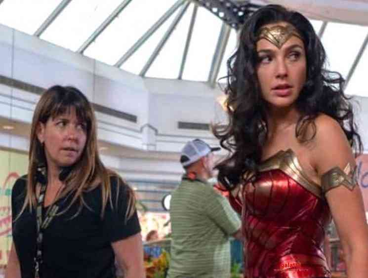 Wonder Woman director Patty Jenkins rejecting Thor Dark World - English Movie Cinema News