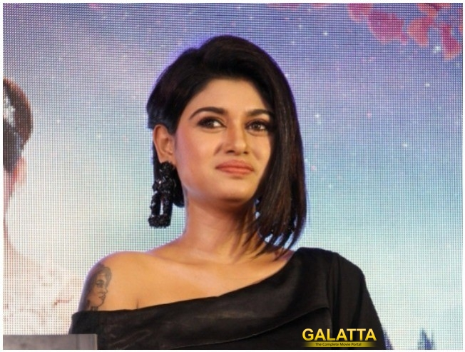 Oviya's Next Will Be A Sequel To Hit Film