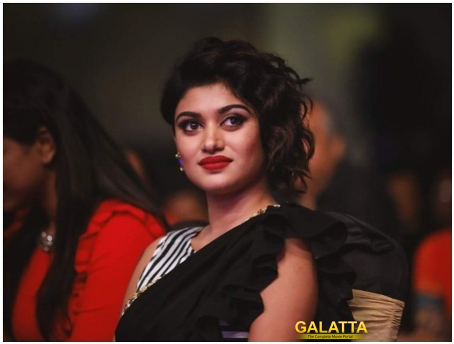 90ML Is Oviya Next Film Title Anita Udeep Simbu STR