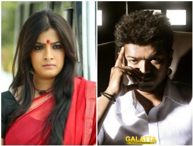 Varalaxmi Sarathkumar Joins Vijay Keerthy Suresh Starrer Thalapathy 62