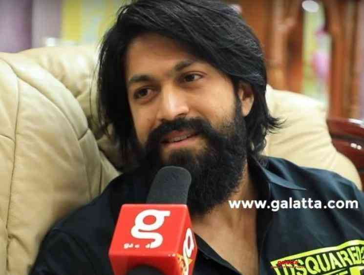 Yash First Statement On Preparation For Kgf Chapter 2
