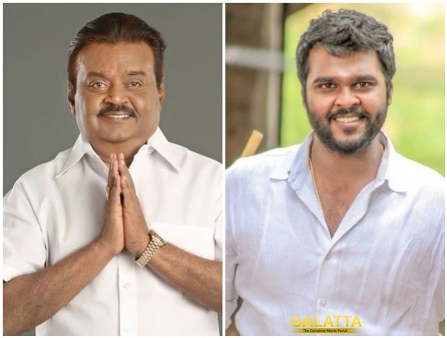 Shanmugapandian Reveals Reason Behind Getting Vijayakanth's Eyes For A Tattoo