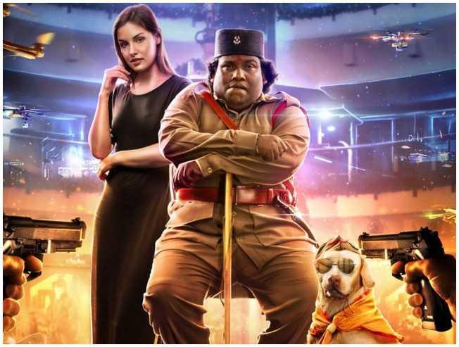 Yogi Babu Gurkha Movie Review By Galatta  - Tamil Movie Cinema News