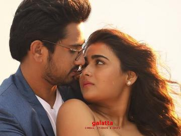 You Are My Heart Beat Video Song IddariLokam Okate Tharun Shalini - Telugu Movie Cinema News