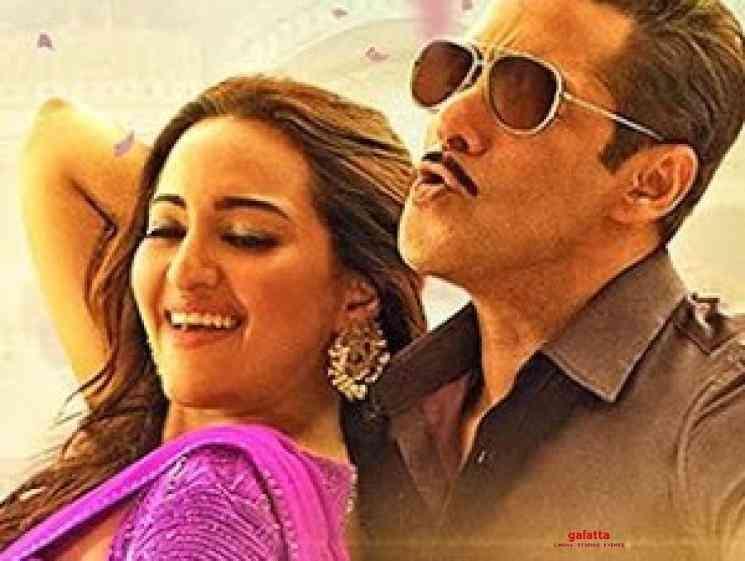 Dabangg 3: Yu Karke Lyrical | Salman Khan, Sonakshi Sinha - Tamil Movies News