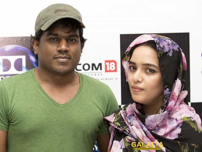 It's a baby girl for Yuvan