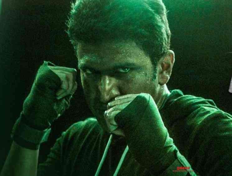 Yuvarathnaa Dialogue Teaser Puneeth Rajkumar Sayyeshaa Thaman S - Tamil Movie Cinema News