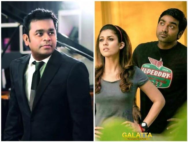 Big Shakeup In Vijay Sethupathi-Nayanthara Film