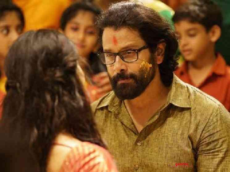 Ajay Gnanamuthu Chiyaan R Rahman Cobra Thumbi Thullal making - Tamil Movie Cinema News