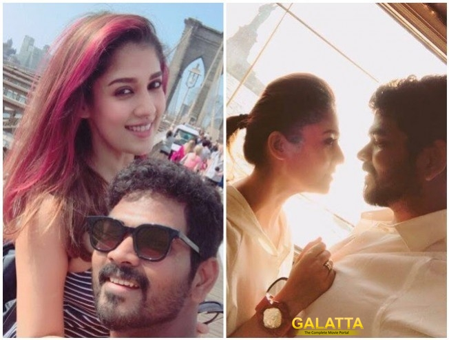 Lady Superstar Nayanthara Confirms Engagement With Vignesh ShivN