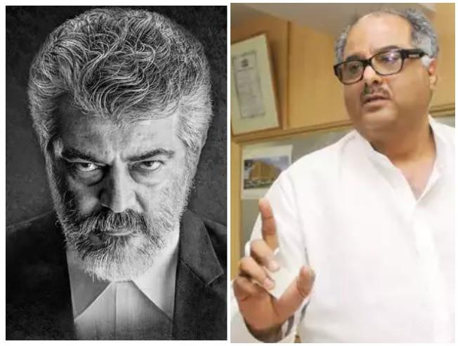 Nerkonda Paarvai Boney Kapoor To Produce F2 Fun And Frustration Hindi Remake