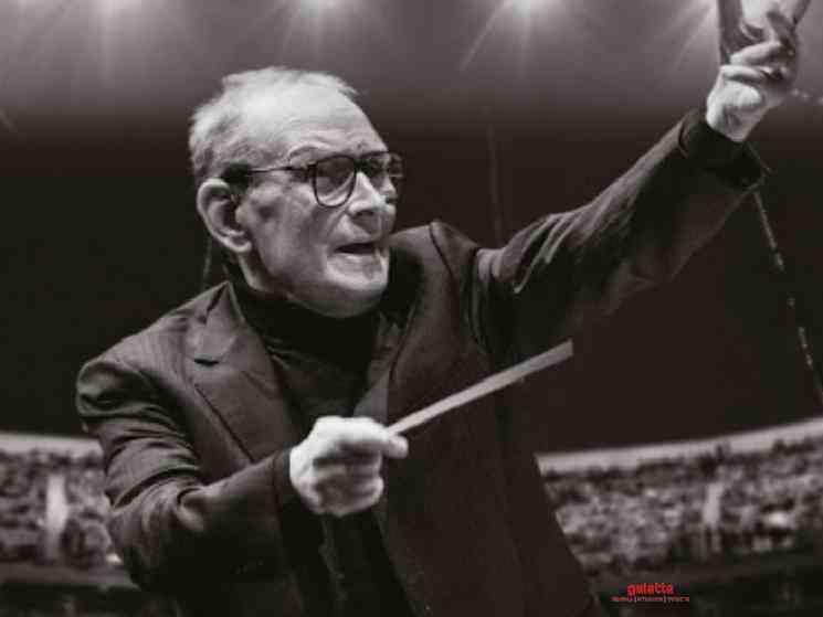 Oscar winning composer Ennio Morricone passes away - Tamil Movie Cinema News