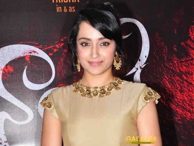 Trisha excited for Saamy 2
