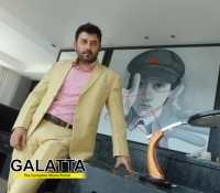 Arvind Swamy's Tollywood comeback