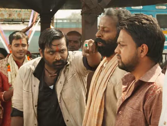 Petta movie deleted scene  Rajinikanth Vijay Sethupathi
