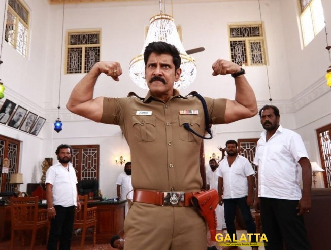 Saamy Square Gets A Release Plan