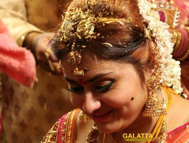 Namitha Kalyanam - check out what fun she had
