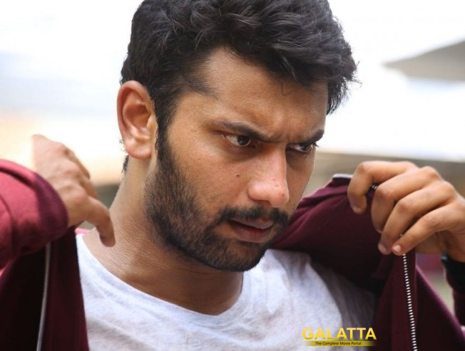 Arulnithi's Iravukku Aayiram Kangal Confident To Face Heavy Competition
