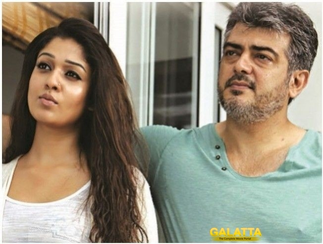 Ajith Nayanthara Viswasam Release Still A Possibility For Diwali Release