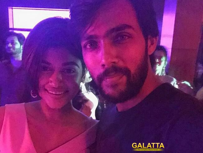 Exclusive: This is What Happened When Oviya Met Aarav