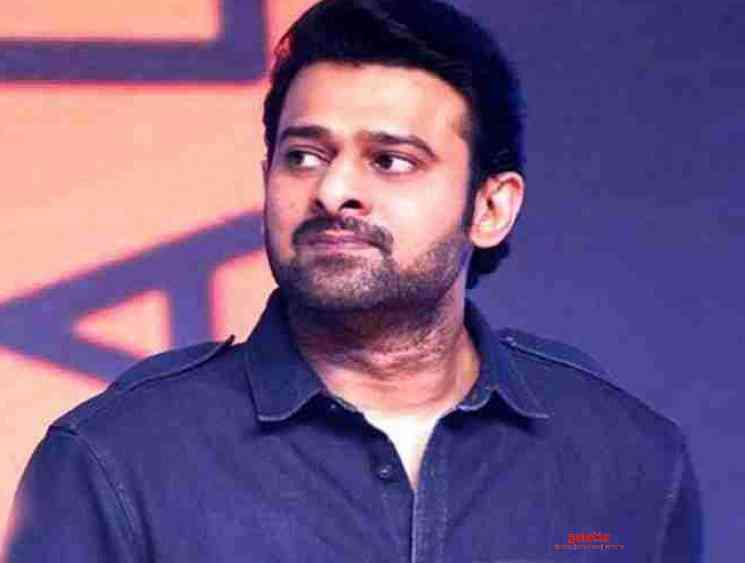 Prabhas 20 Georgia schedule completed first look poster soon - Tamil Movie Cinema News