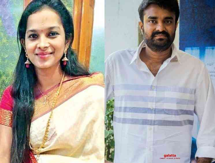 Director Vijay and Aishwarya blessed with baby boy wishes pour in - Tamil Movie Cinema News