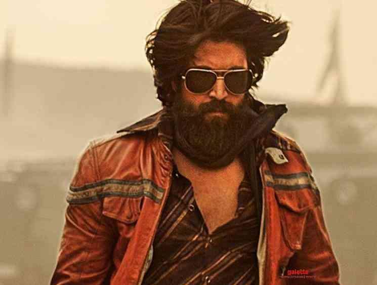 KGF Chapter 1 Telugu version to be telecast on Star Maa on July 5 - Tamil Movie Cinema News