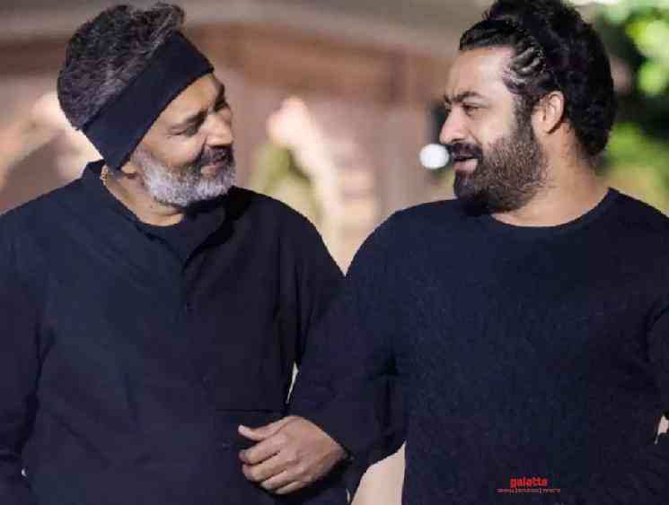 Rajamouli plans to resume RRR shooting at Nalgonda Fort in August - Tamil Movie Cinema News