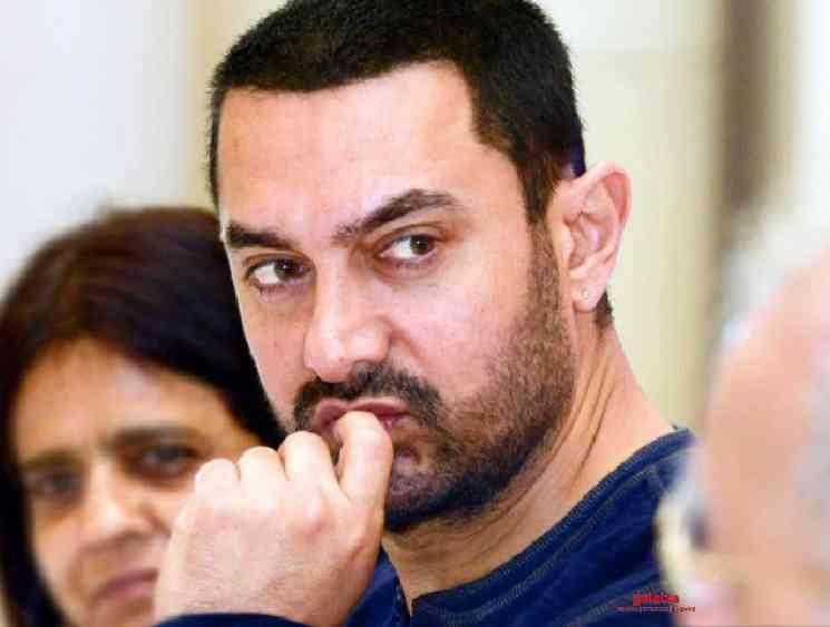 Aamir Khan tests negative for Coronavirus house staffs positive - Tamil Movie Cinema News