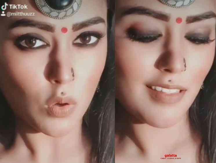 Nayanthara lookalike Mithu Vigil videos go viral on social media - Tamil Movie Cinema News