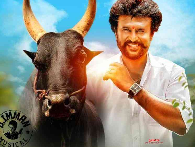 Rajinikanth Annaatthe to have 5 songs in album D Imman update - Tamil Movie Cinema News