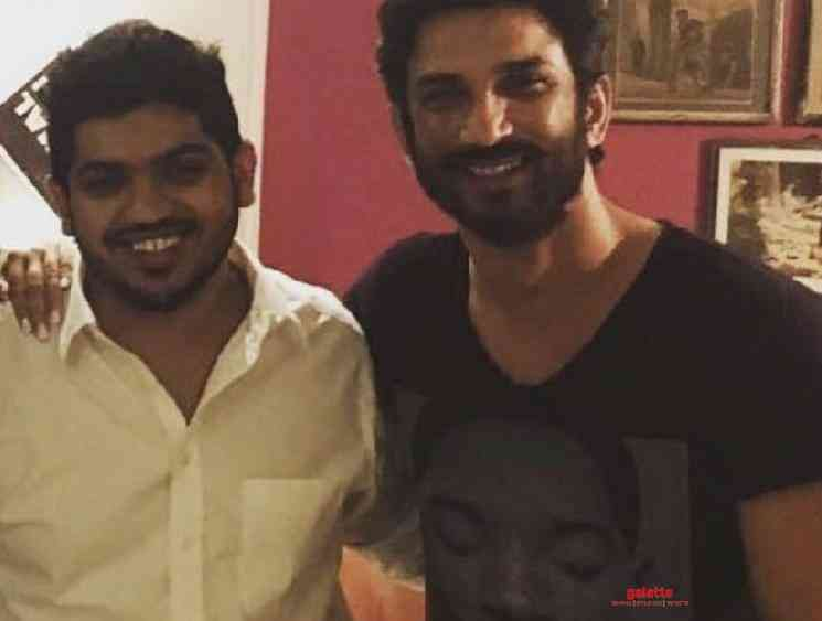 Sushant Singh Rajput unknown side revealed by Dr Karan Jani - Tamil Movie Cinema News