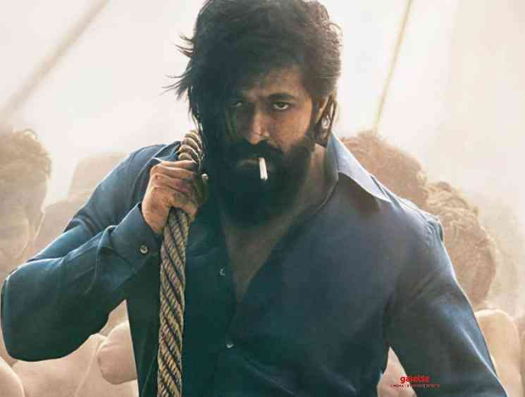 KGF 2 latest update editing BGM works happening simultaneously - Tamil Movie Cinema News
